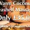Seashell Massage Special Offer At Laroma Therapies Worthing