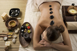 Hot Stones Massage In Worthing At Laroma Therapies