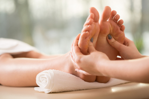 Reflexology In Worthing At Laroma Therapies