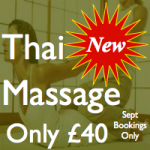 Thai Massage At Laroma