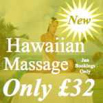 Hawaiian Lomi Lomi Massage At Laroma Massage Worthing