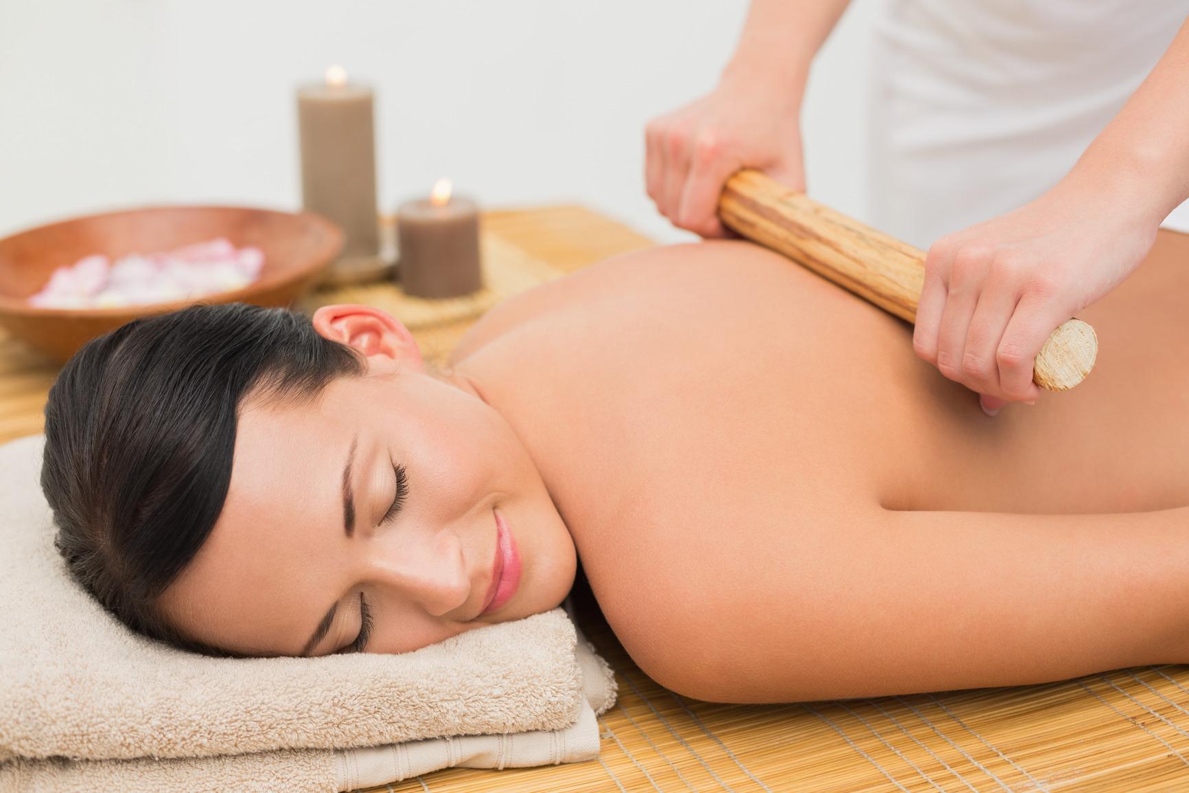 Warm Bamboo Massage In Worthing At Laroma Therapies