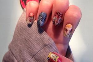 Nail Art In Worthing 2
