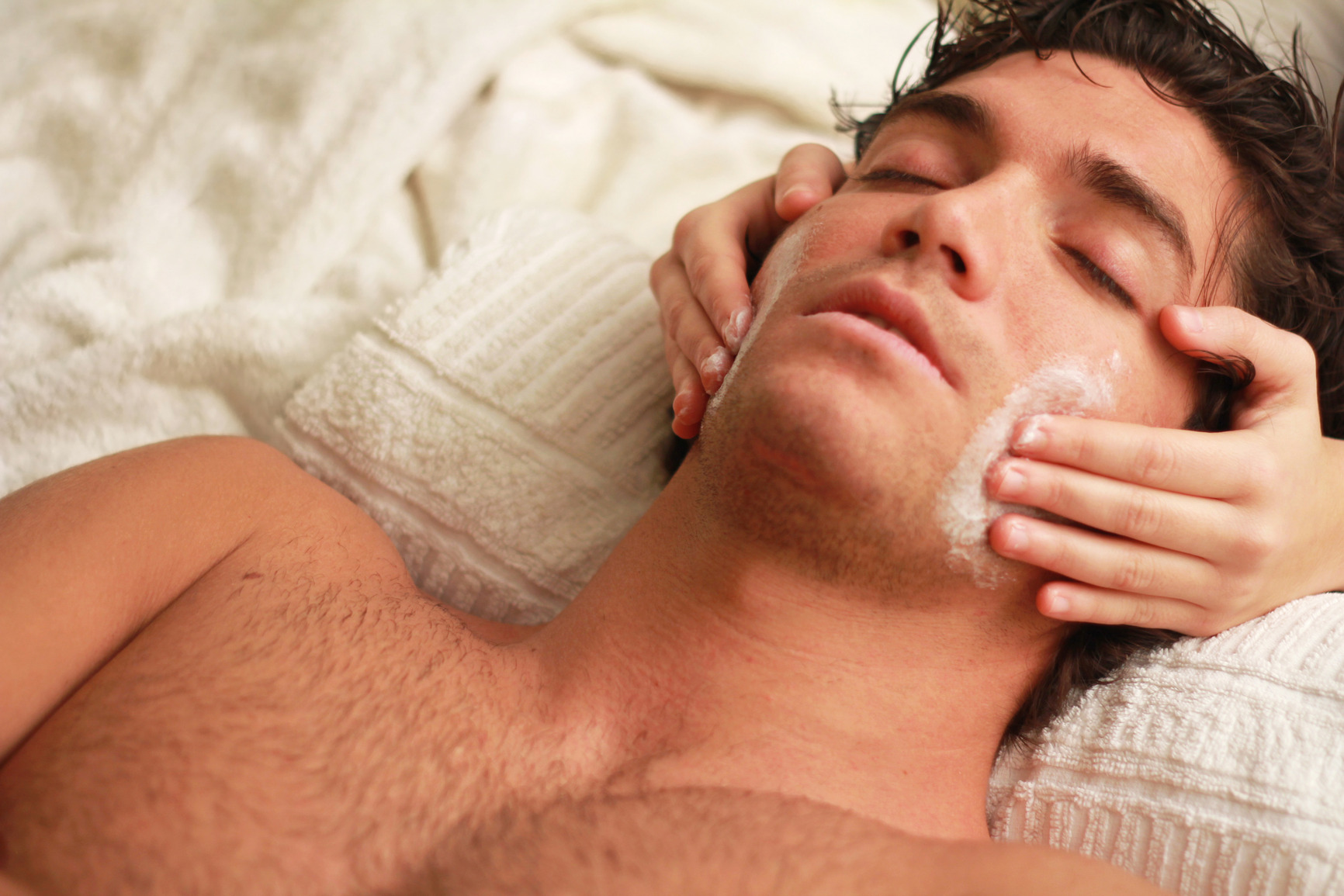 Treatments Just For Men In Worthing At Laroma Therapies