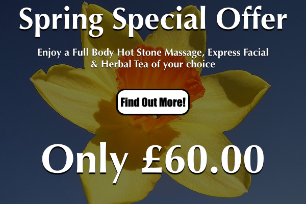Spring Special Offer At Laroma Therapies Worthing Slide.001