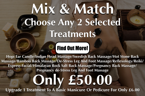 Mix & Match Special Offer At Laroma Therapies Worthing