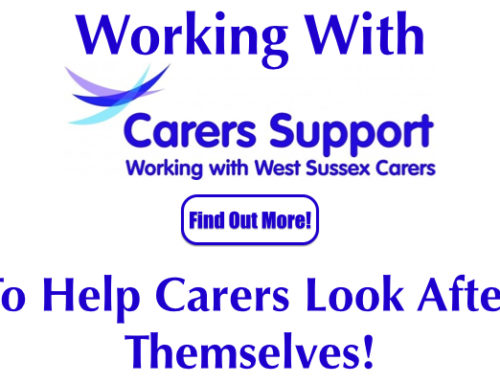 Laroma Therapies Working With Carers Support West Sussex