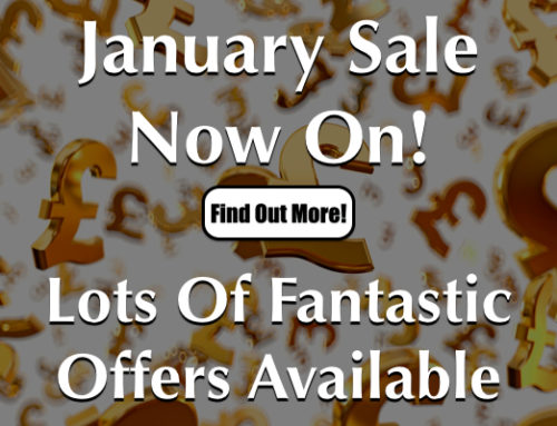 January Sale At Laroma Therapies Worthing