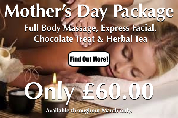Mother's Day Package At Laroma Therapies Worthing