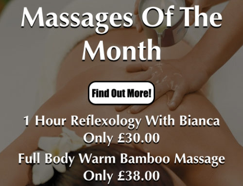 Massages Of The Month At Laroma Therapies Worthing