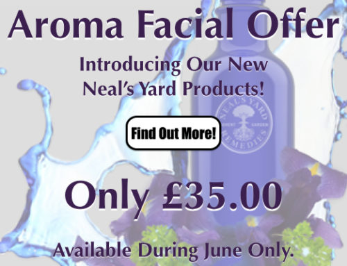Aroma Facial Special Offer At Laroma Therapies Worthing