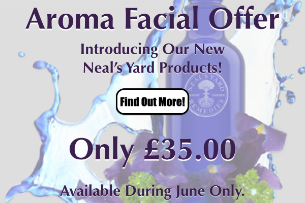 Aroma Facial Offer At Laroma Therapies Worthing