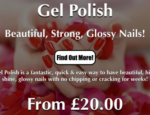 Gel Polish Now Available At Laroma Therapies Worthing