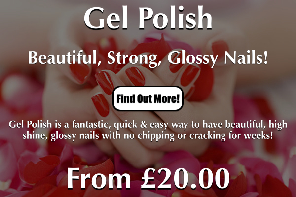 Gel Polish At Laroma Therapies Worthing