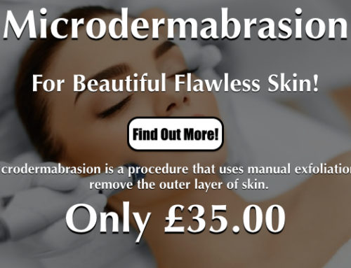 Microdermabrasion Now Available At Laroma Therapies Worthing