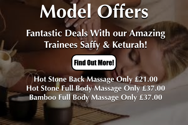 Model Offers At Laroma Therapies Worthing