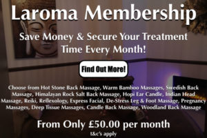 Membership At Laroma Therapies Worthing