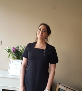 Holly At Laroma Therapies