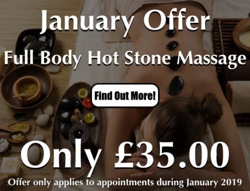 Full Body Hot Stone Massage Special Offer At Laroma Worthing