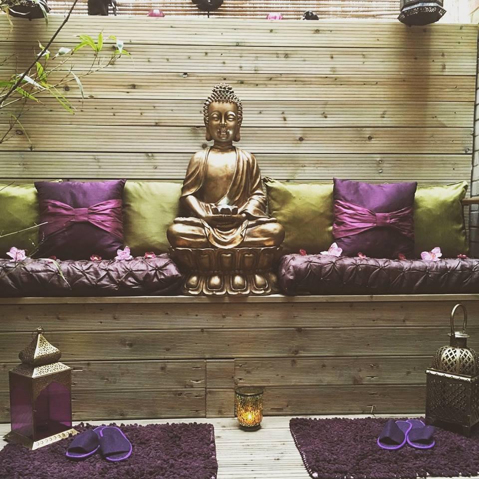 Laroma Therapies Worthing Spa Garden
