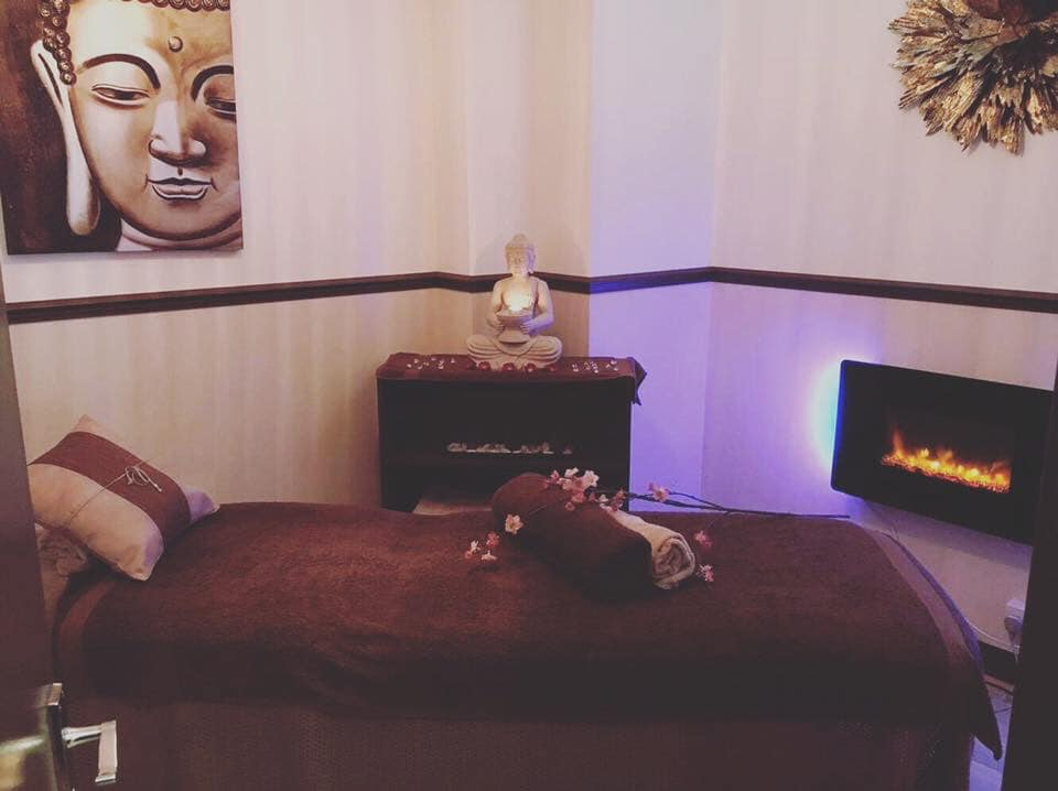 Laroma Therapies Worthing Therapy Room