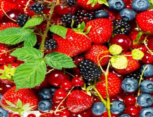 Summer Berries Candle Massage Special Offer At Laroma Therapies Worthing
