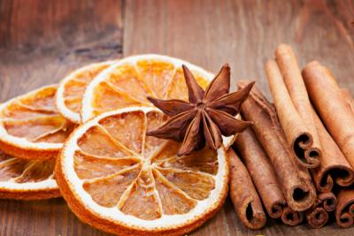 Autumn Spice Swedish Massage Special Offer Cinnamon & Orange